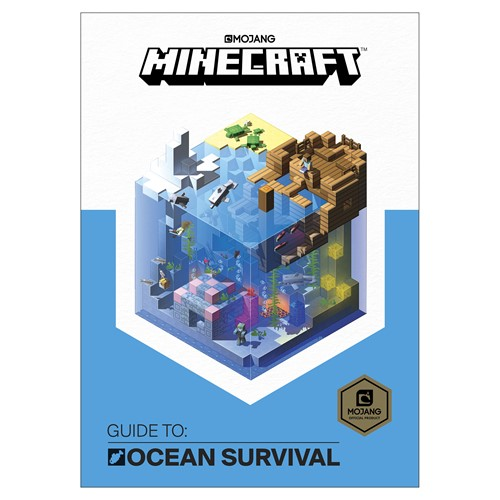 Photo of Minecraft: Guide to Ocean Survival Book