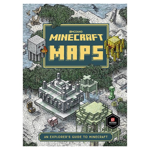 Photo of Minecraft: Maps Book