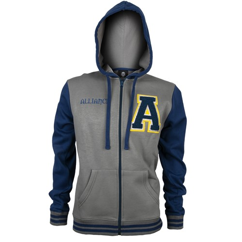 Photo of World of Warcraft Alliance Varsity Hoodie