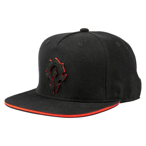 Photo of World of Warcraft 15th Anniversary Horde Snapback Hat