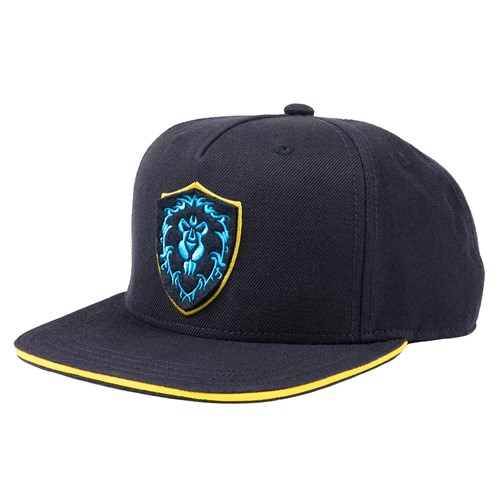 Photo of World of Warcraft 15th Anniversary Alliance Snapback Hat