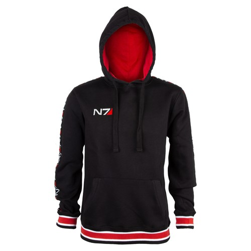 Photo of Mass Effect Space Champion Hoodie
