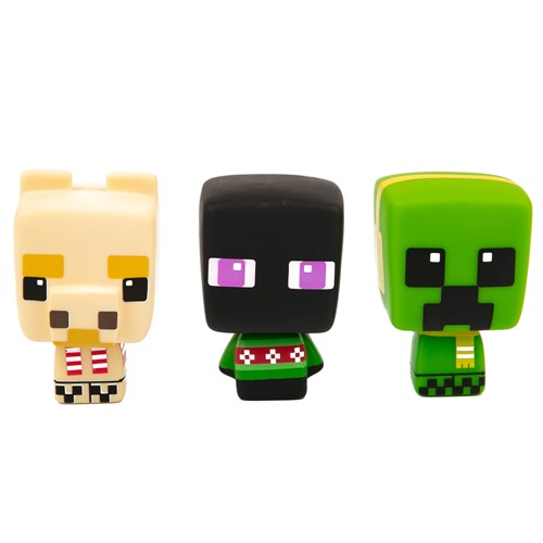 Photo of Minecraft Mobbins Holiday 3-Pack