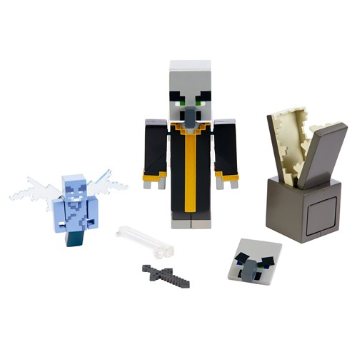 Photo of Minecraft Evoker Comic Maker Action Figure