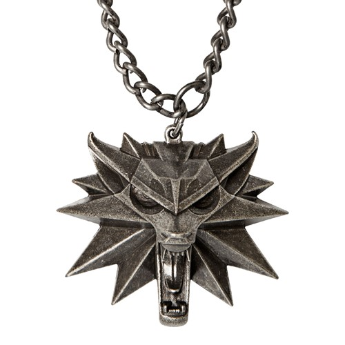 Photo of The Witcher 3: Wild Hunt Medallion and Chain