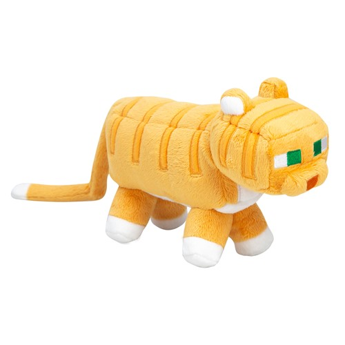 Photo of Minecraft Adventure Tabby Cat Plush