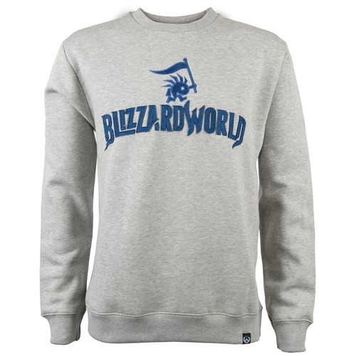 Photo of Overwatch Blizzard World Pullover Sweater