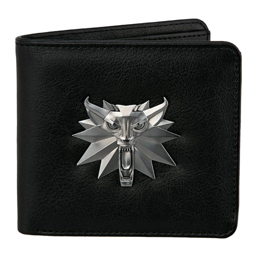 Photo of The Witcher 3 White Wolf Bi-Fold Wallet