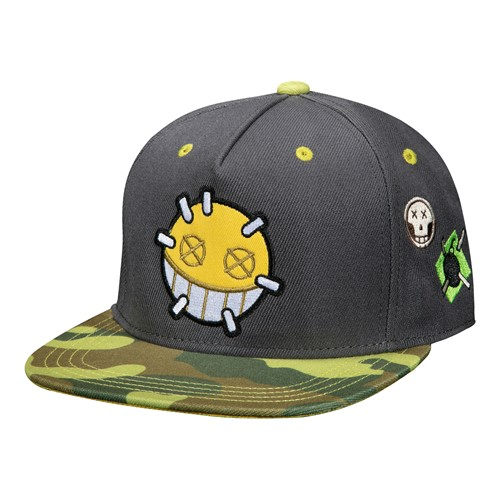 Photo of Overwatch Ultimate Junkrat Snap Back Hat