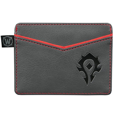 Photo of World of Warcraft Horde Travel Card Wallet