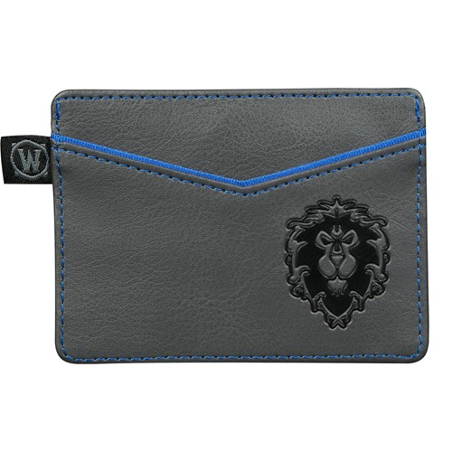 Photo of World of Warcraft Alliance Travel Card Wallet