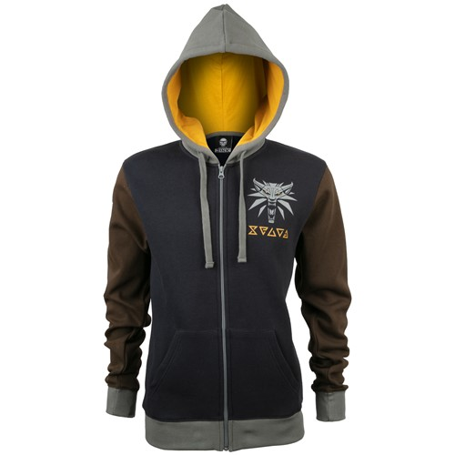 Photo of The Witcher 3 Runestone Zip-Up Hoodie
