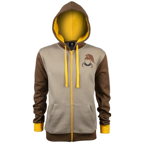 Photo of Overwatch Ultimate Brigitte Zip-Up Hoodie