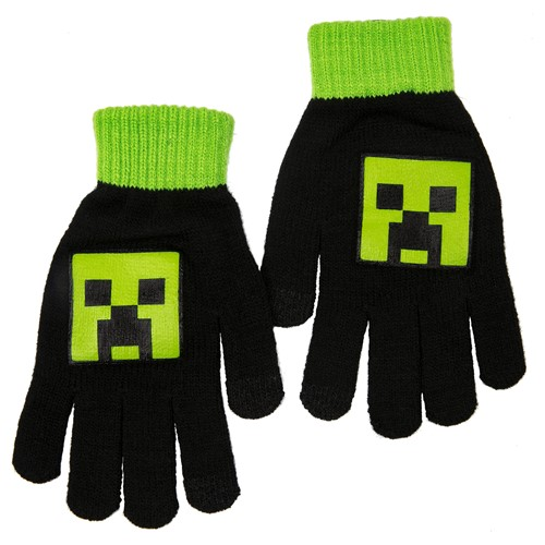 Photo of Minecraft Creeper Hustle Gloves
