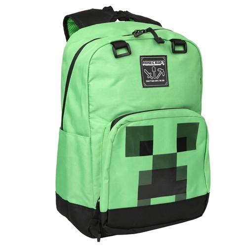 "Photo of Minecraft 17"" Creepin Up Backpack"