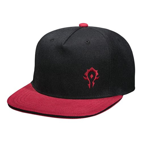 Photo of World of Warcraft Team Horde Snap Back Hat