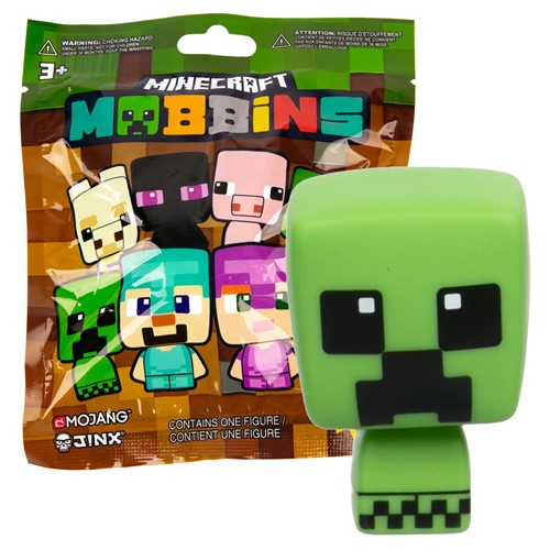 Photo of Minecraft Mobbins Blind Pack Series 1 (Each)