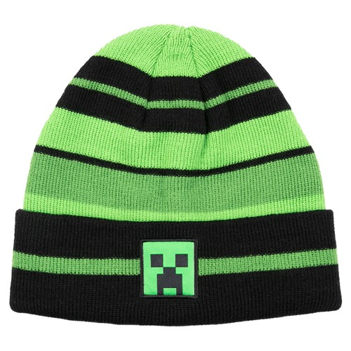 Photo of Minecraft Creeper Hustle Beanie